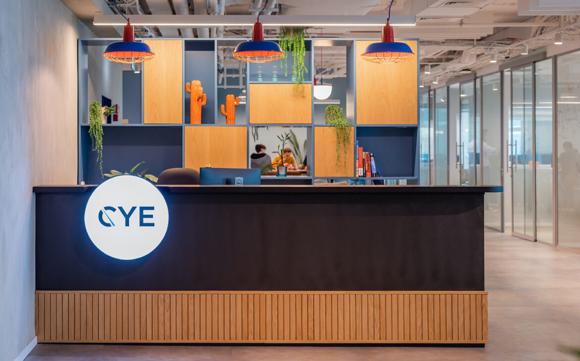ALSO partners with CYE