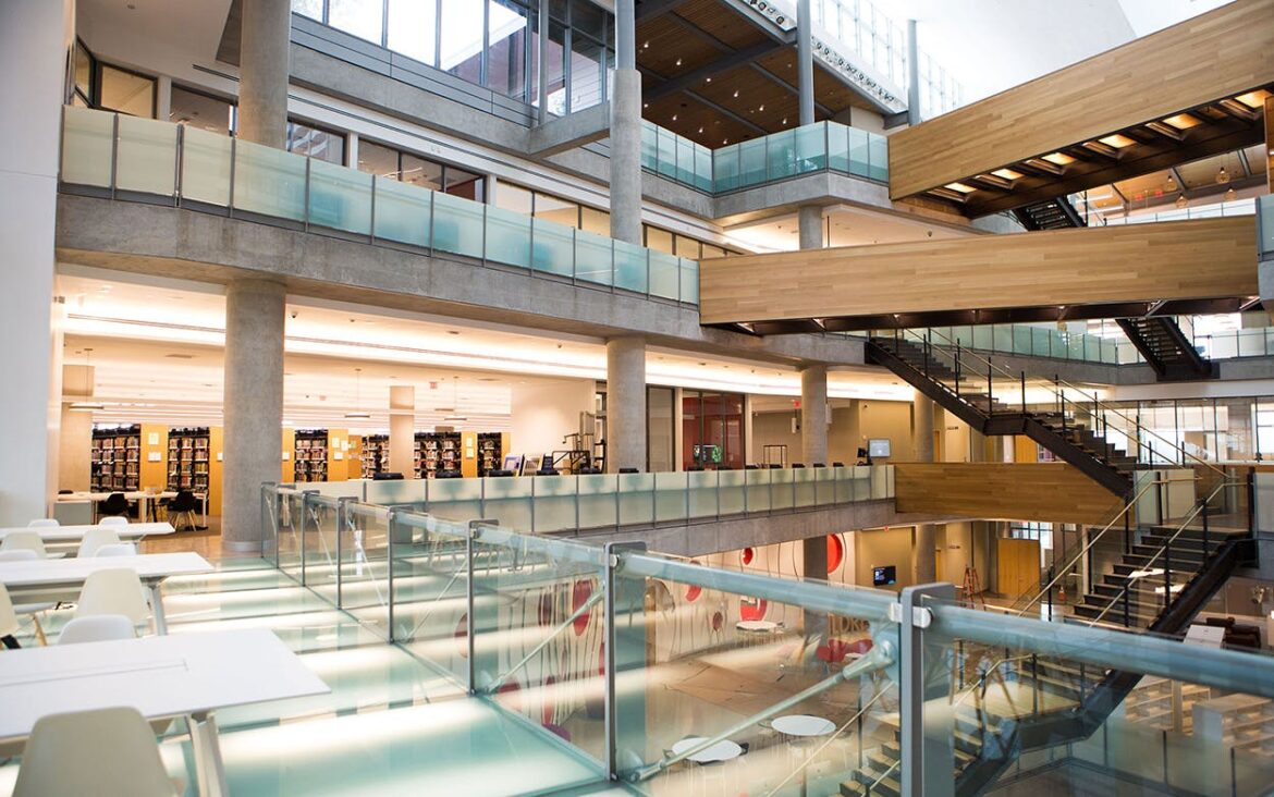 Five innovative libraries nominated for the Public Library of the Year award 2021