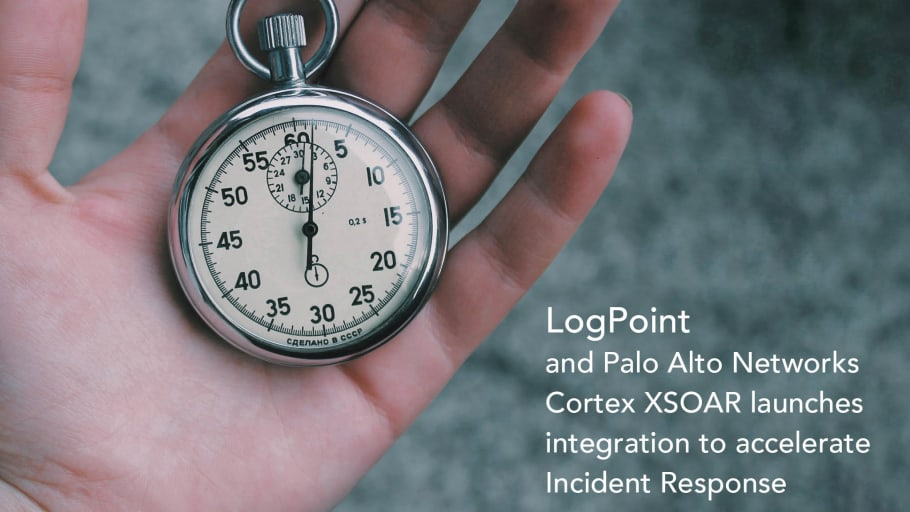 LogPoint content pack released in the Palo Alto Networks Cortex XSOAR Marketplace to Accelerate Incident Response