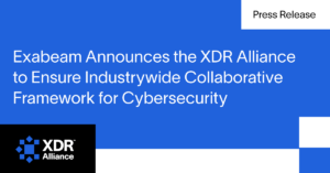 Exabeam Announces the XDR Alliance to Ensure Industrywide Collaborative Framework for Cybersecurity