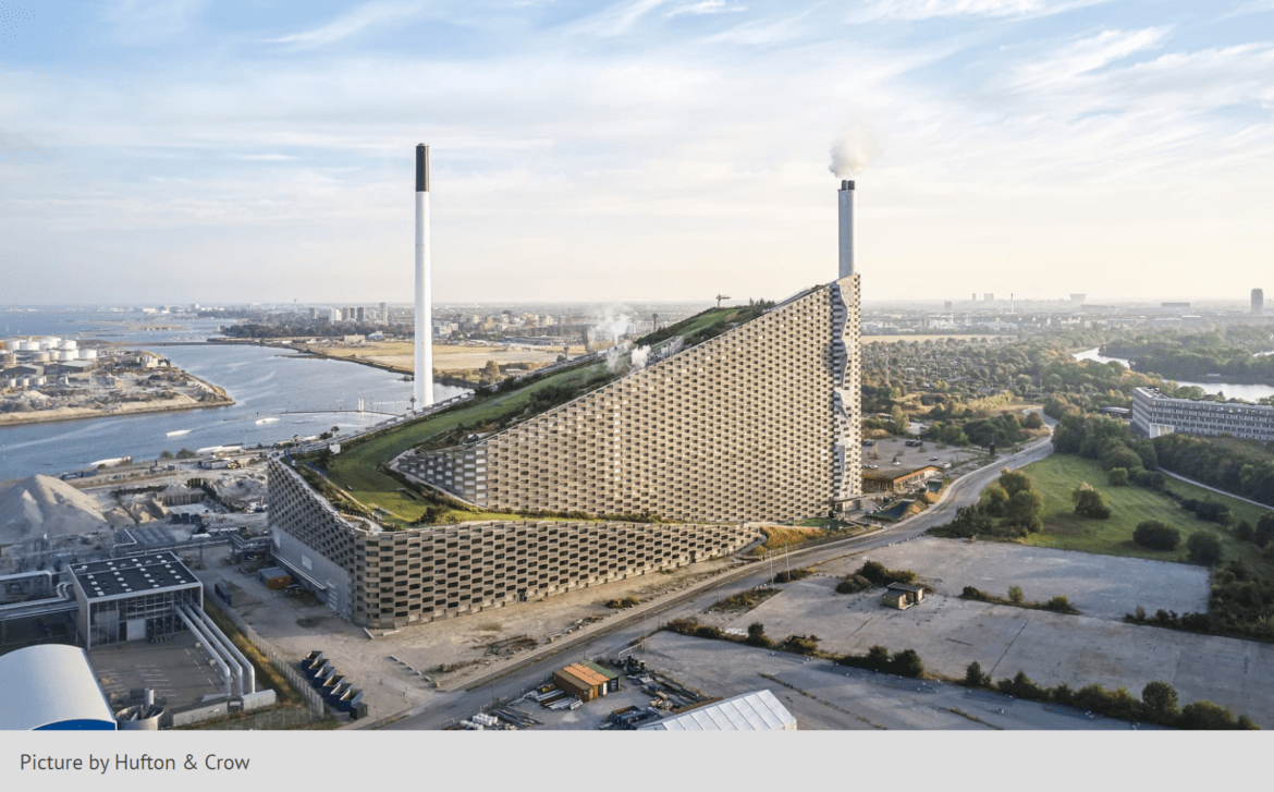 CO₂ capture – To make Copenhagen carbon neutral by the year 2025