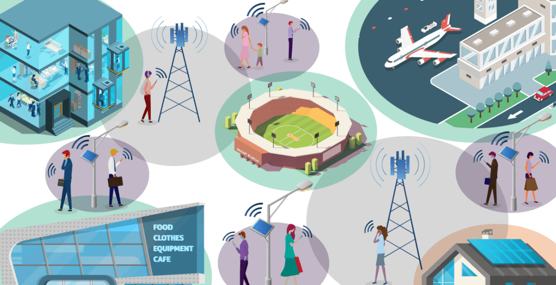 5G Small Cells for Connected Industries: Benefits, Challenges, and Opportunities, Discussed by IDTechEx
