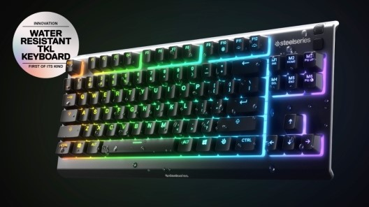 SteelSeries Announces Apex 3 TKL